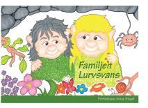 Cover for Familjen Lurvsvans