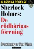 Omslagsbild för Sherlock Holmes: De rödhårigas förening.