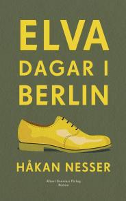 Omslagsbild för Elva dagar i Berlin