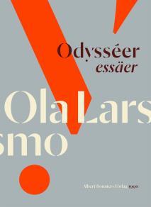 Cover for Odysséer : Essäer