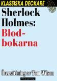 Omslagsbild för Sherlock Holmes: Blodbokarna
