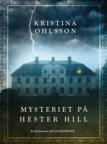 Cover for Mysteriet på Hester Hill