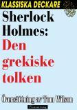 Omslagsbild för Sherlock Holmes: Den grekiske tolken