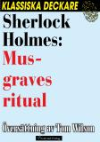 Cover for Sherlock Holmes: Musgraves ritual