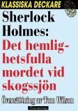 Omslagsbild för Sherlock Holmes: Det hemlighetsfulla mordet vid skogssjön