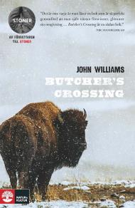 Cover for Butcher's Crossing