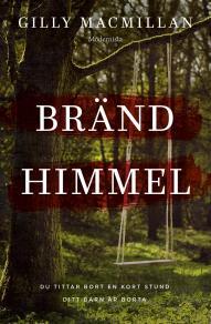 Cover for Bränd himmel