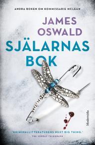 Cover for Själarnas bok (Andra boken om kommissarie McLean)