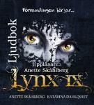 Omslagsbild för Lynx IX Förvandlingen börjar...