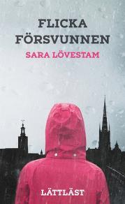 Cover for Flicka försvunnen