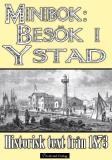 Bokomslag för Minibok: Ett besök i Ystad år 1872