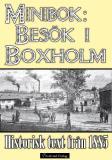 Bokomslag för Minibok: Ett besök i Boxholm år 1885