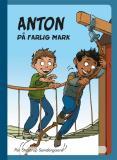 Cover for Anton på farlig mark