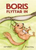 Cover for Boris flyttar in