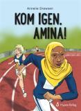 Cover for Kom igen, Amina!