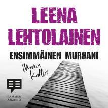 Cover for Ensimmäinen murhani