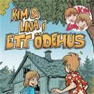 Omslagsbild för Kim & Lina i ett ödehus