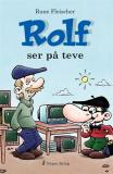 Bokomslag för Rolf ser på teve