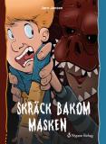 Omslagsbild för Skräck bakom masken