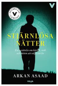 Omslagsbild för Stjärnlösa nätter – en berättelse om kärlek, svek