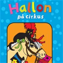 Cover for Hallon 7: Hallon på cirkus