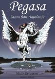 Bokomslag för Pegasa hästen från Trapalanda