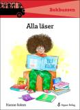 Cover for Alla läser