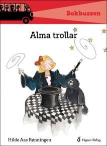 Omslagsbild för Alma trollar