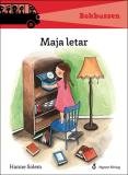 Cover for Maja letar