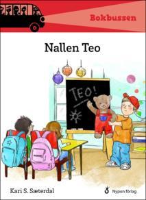 Omslagsbild för Nallen Teo