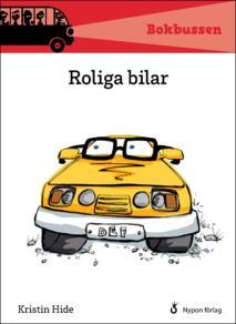 Omslagsbild för Roliga bilar