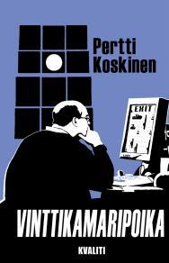 Cover for Vinttikamaripoika