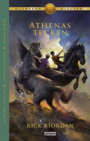Omslagsbild för Athenas tecken