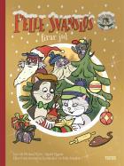 Omslagsbild för Pelle Svanslös firar jul