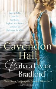 Cover for Familjerna på Cavendon Hall