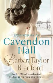 Cover for Kvinnorna på Cavendon Hall