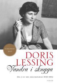 Cover for Vandra i skugga : Del 2 av min självbiografi