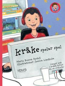 Omslagsbild för Kråke spelar spel