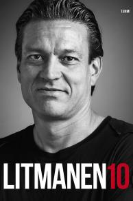 Cover for Litmanen 10