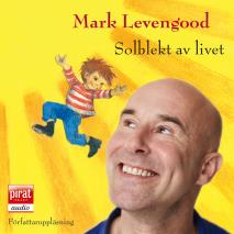Cover for Solblekt av livet