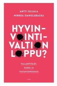 Cover for Hyvinvointivaltion loppu