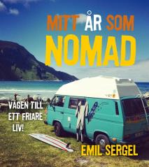 Cover for Mitt år som nomad