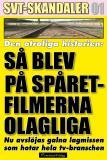 """Omslagsbild för Den otroliga historien: Så blev """"På spåret"""" filmerna olagliga"""