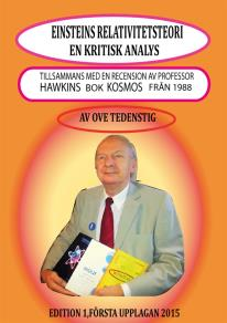 Cover for Einsteins relativitetsteori: En kritisk analys