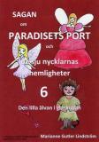 Omslagsbild för Sagan om Paradisets Port 6 Den lilla älvan i glaskupan