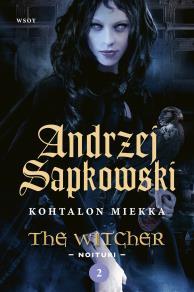 Cover for Kohtalon miekka