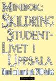 Omslagsbild för Minibok: Skildring av studentlivet i Uppsala på 1700-talet