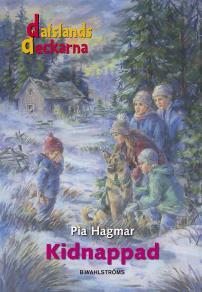 Cover for Dalslandsdeckarna 17 - Kidnappad