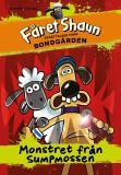 Omslagsbild för Fåret Shaun: Berättelser från bondgården 2 - Monstret från Sumpmossen