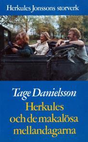 Cover for Herkules och de makalösa mellandagarna : Herkules Jonssons storverk